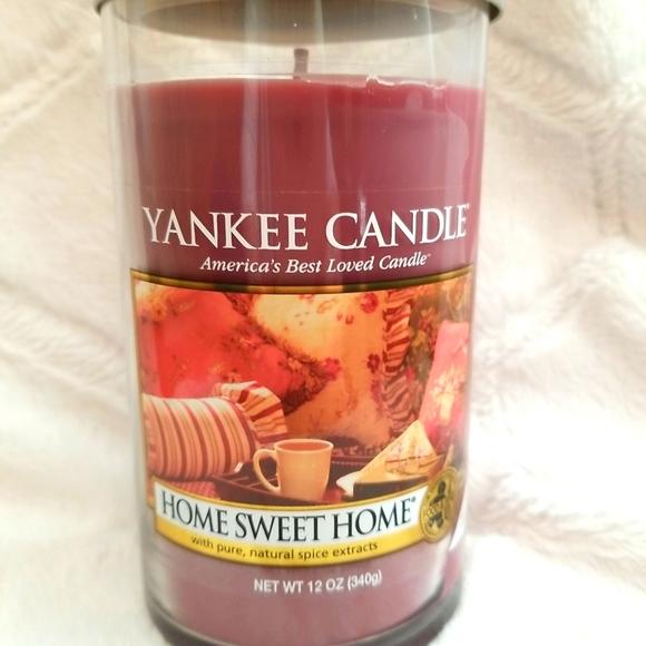 Home Sweet Home Yankee Candle (12 oz)